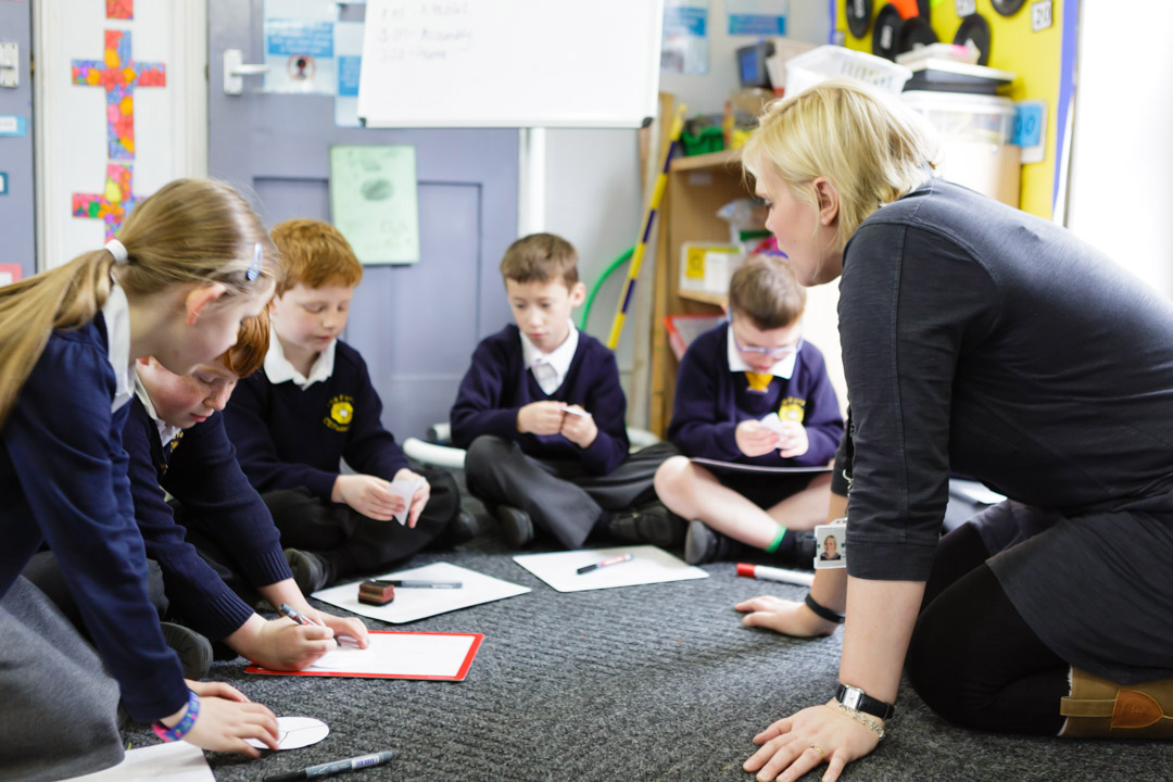 How can teaching for mastery work in a mixed age class?