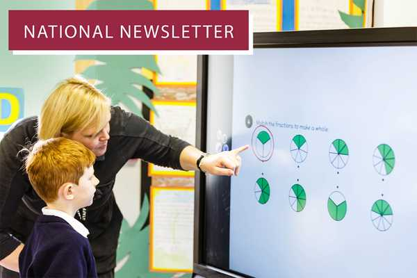NCETM Newsletter - April 2021